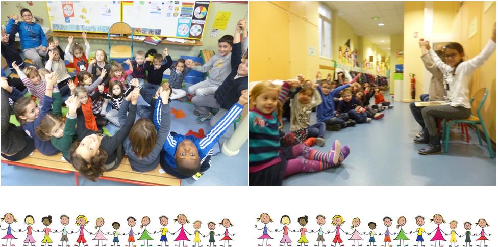 CE2 - Maternelle Bilingue