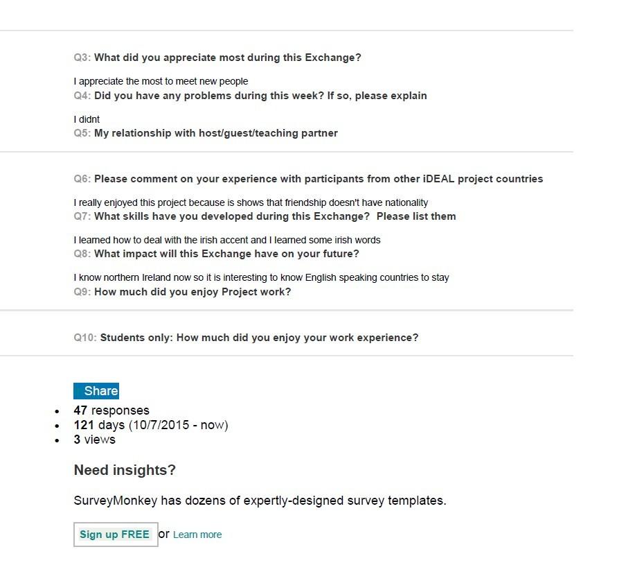 student evaluation 2
