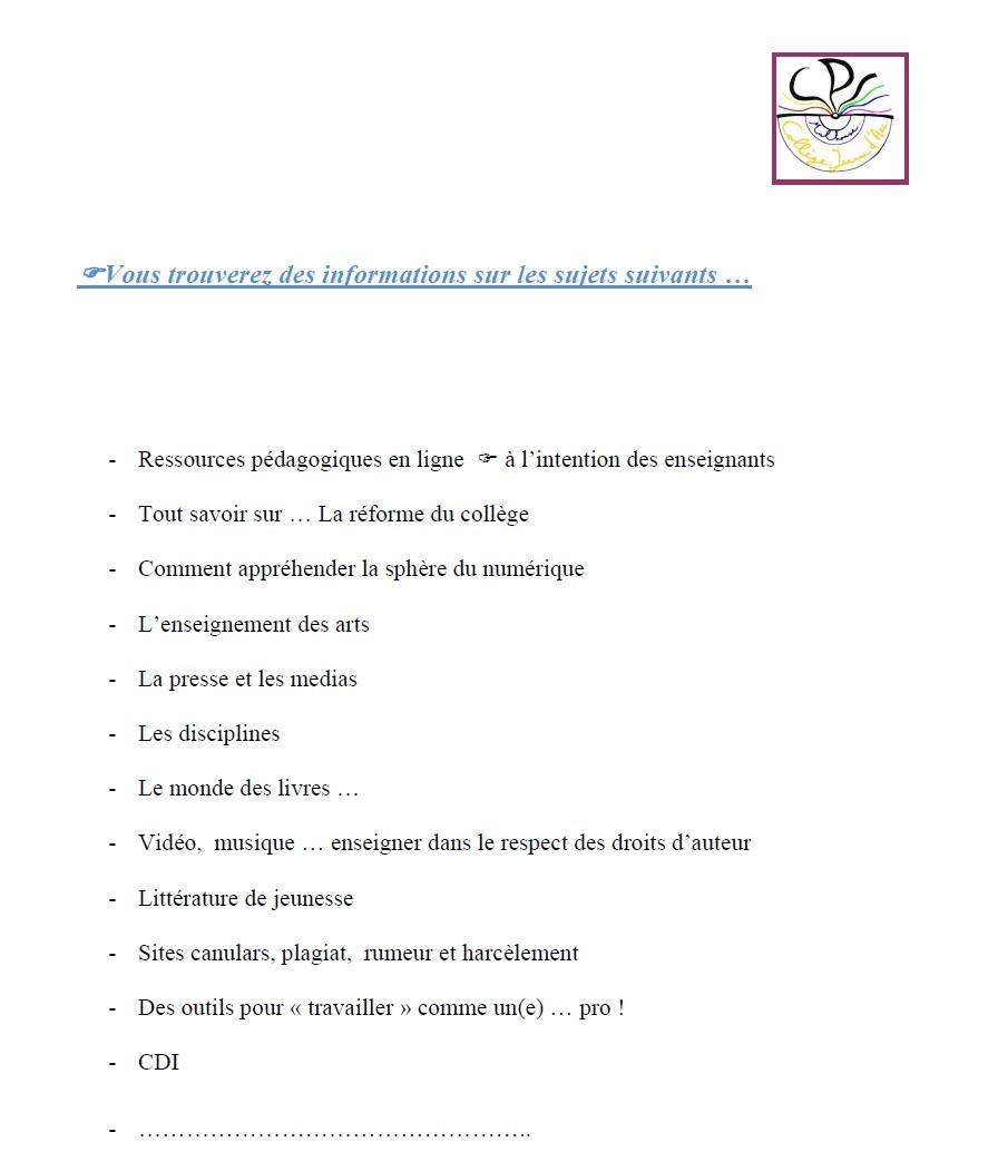 veille - presentation 2